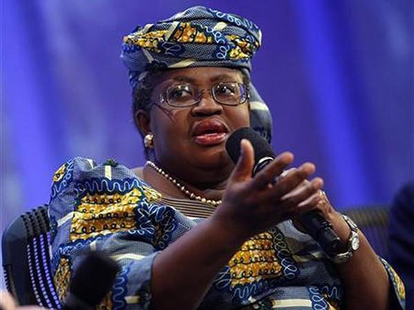 Former Finance Minister, Okonjo Iweala