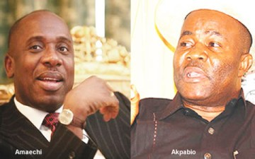 Billedresultat for Amaechi/Akpabio