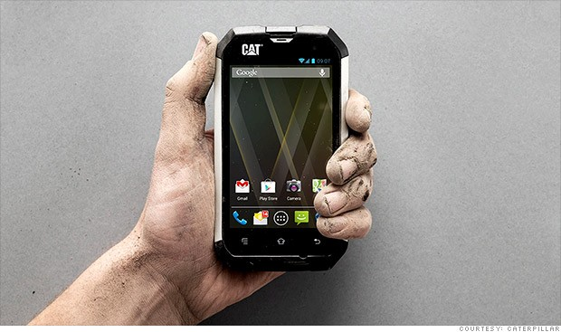 Caterpillar-b15-Smartphone