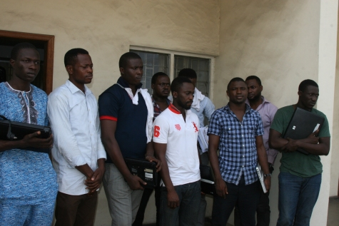 Yahoo! Boys of Nigeria http://www.theheraldng.com/efcc-parades-nine-ibadan-based-yahoo-boys-caught-in-online-scam-lead-city-students-implicated/