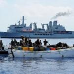 Somali pirates hijack Indian cargo dhow