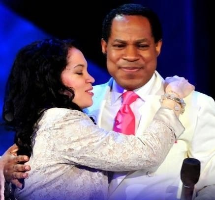 Chris-and-Anita-Oyakhilome-When-the-going-was-good