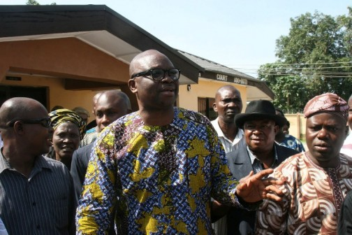 Stomach Infrastructure Is A Way Of Life – Fayose