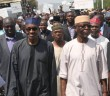 Top Members of APC at Abuja Salvation Rally