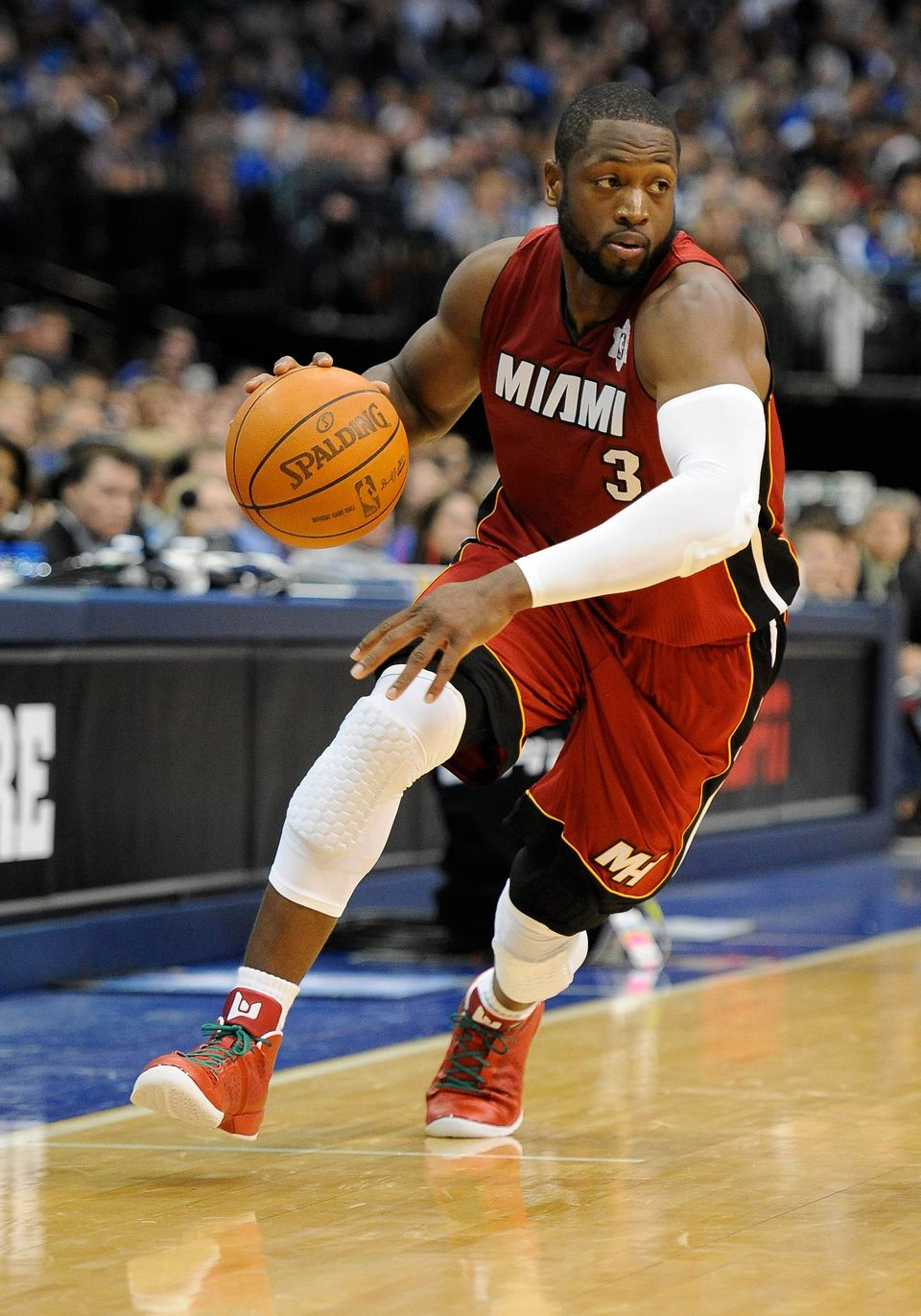 Dwyane Wade Out Action with Hamstring Injury ⋆ The Herald