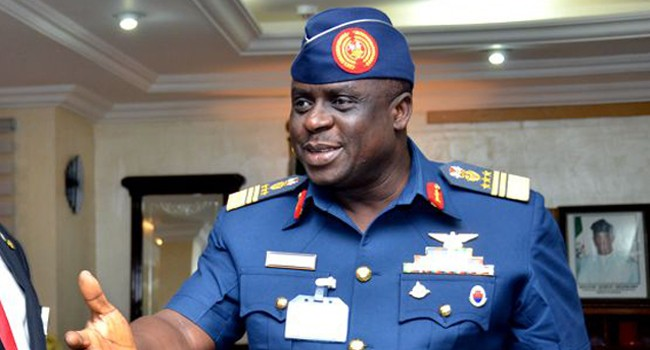 Image result for Ex-Air Force Boss Amosu