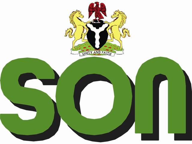 Image result for Standards Organisation of Nigeria (SON)