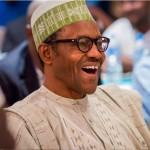 Buhari-laughs