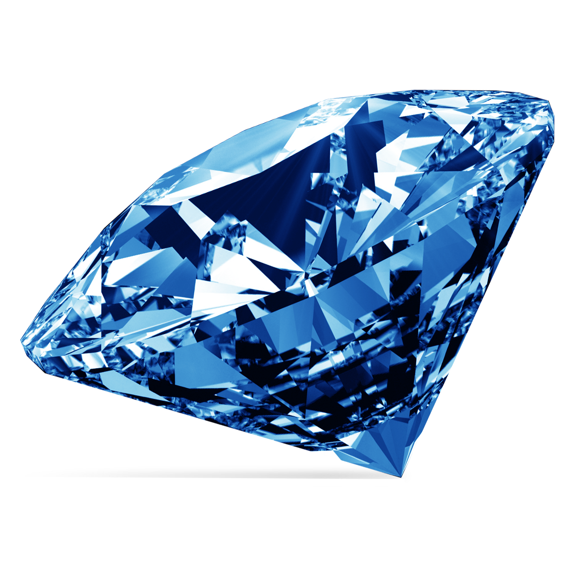 blue diamon