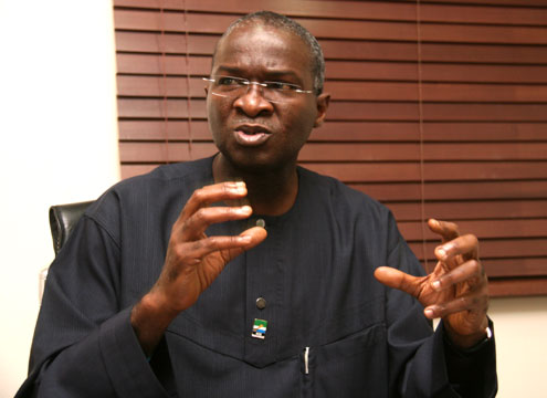 Image result for photos of fashola