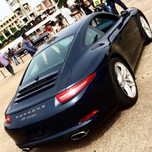 24. Porsche 911 Carrera Price: $89,400 (₦17,790,600)