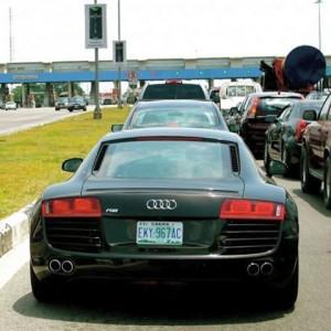 Audi R8 Price: $162,900 (₦32,417,100)