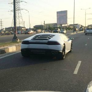 Lamborghini Huracan Price: $199,800 (₦39,760,200)