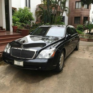 Maybach 62s Price: $450,000 (₦89,550,000)