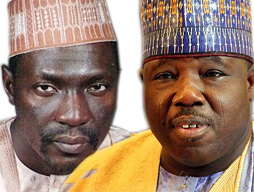Image result for Ali Modu Sheriff and Makarfi
