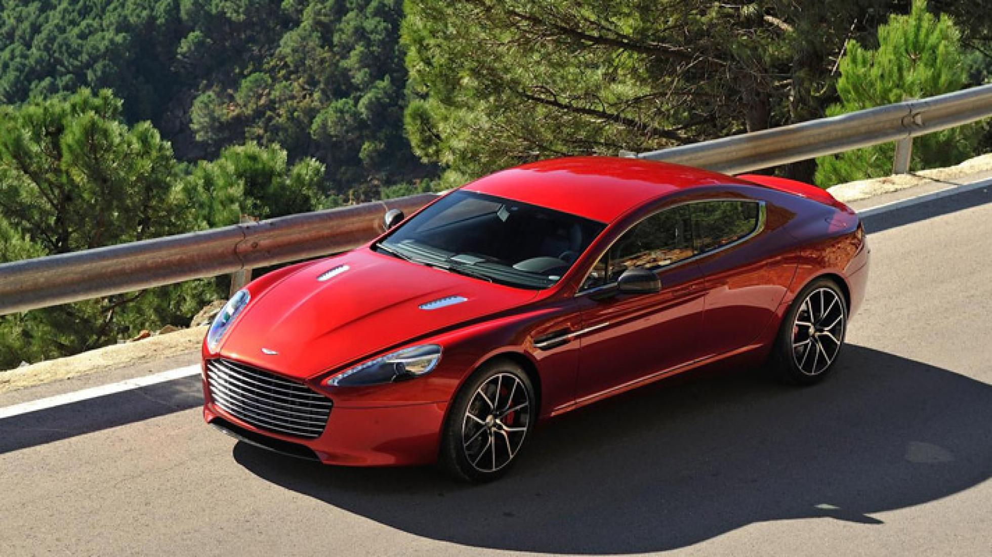 the £150 000 aston martin rapide s will leave you obsessing ⋆ the