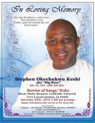 Stephen Keshi