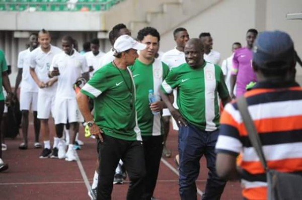 Don't impose players on Rohr – Nwosu warns NFF
