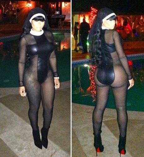 black-chyna-halloween