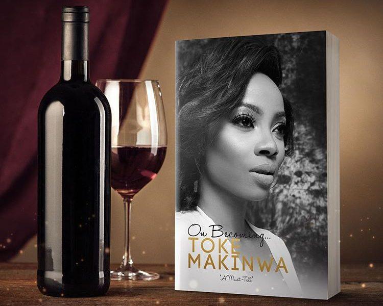 How my Ex-husband nearly ruined my life: Toke Makinwa opens