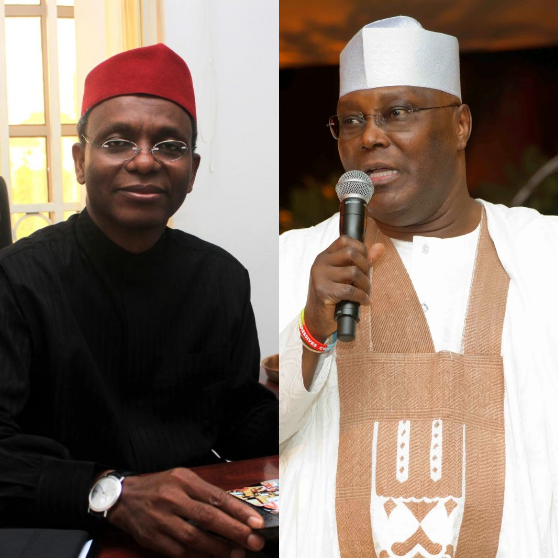Atiku Already Running for 2019 � El-Rufai