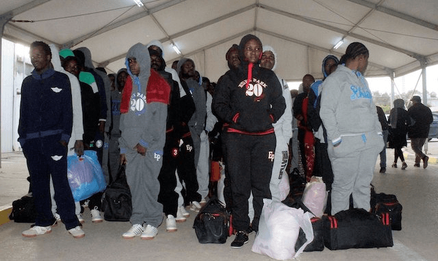 Image result for Nigerians Deported From Italy