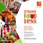 Over 100 Small Businesses to Participate in 2017 GTBank Food and Drink Fair