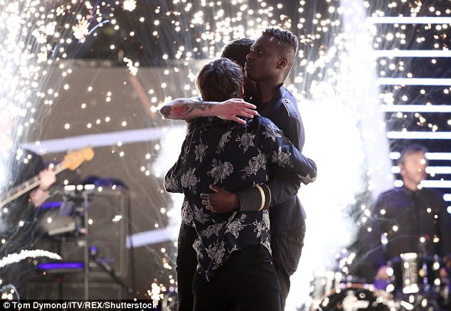 Image result for 21-Year-Old Nigerian, Mo Adeniran, Wins The Voice UK