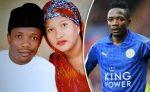 Photos: Meet Footballer, Ahmed Musa's New Bride, Juliet