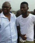 PHOTOS: Fayose Grants Corper Automatic Employment after Snapping photo with Him