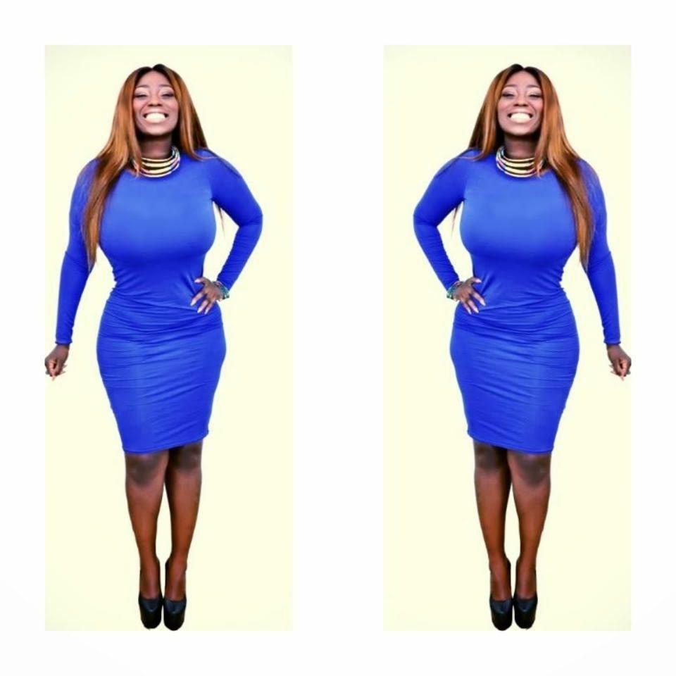 Hot ass busty gf 15 Curviest Celebrities In Nigeria And Ghana