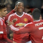 Manchester United move up to fifth with win at Middlesbrough