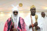 Photos: Emir Of Kano, Sanusi Lamido Sanusi Visits Ooni Of Ife, Oba Adeyeye Ogunwusi