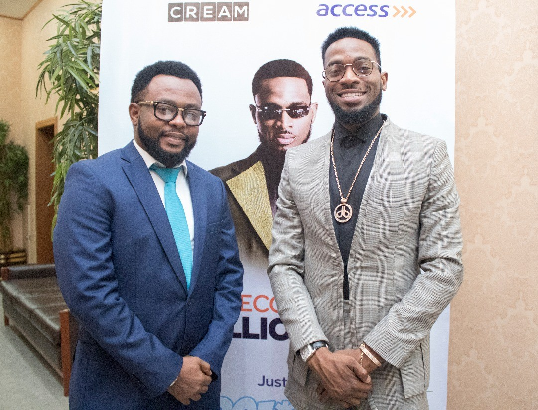 Dbanj Partners with Access bank